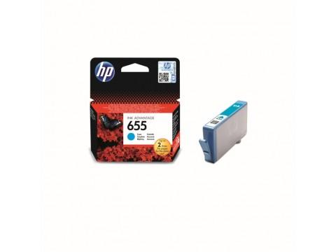 HP 655 KARTUŞ - HP 655 MAVi KARTUŞ - HP CZ110AE KARTUŞ