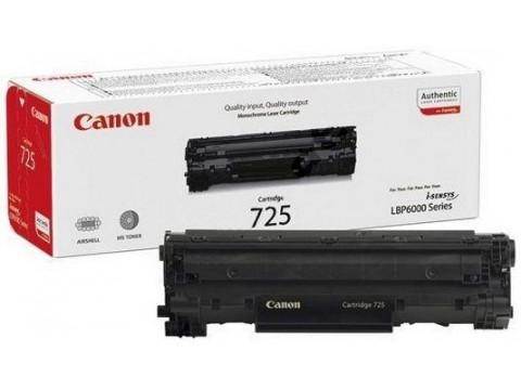 CANON 725 TONER, CanonLBP 6000 / LBP 6000B / LBP6020 / MF3010 Toner