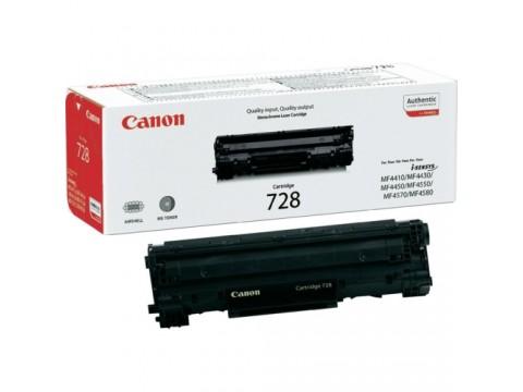 CANON 728 TONER, Canon MF4410, MF4430, MF4450, MF4550, MF4570, MF4580, MF4730, MF4750, MF4780, MF4870, MF4890, L410, L150, L170 Toner