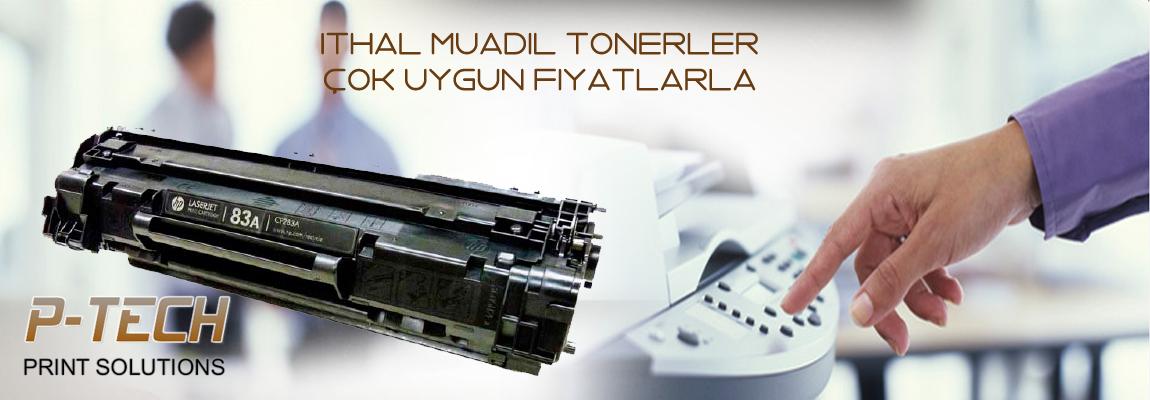 MUADİL TONERLER