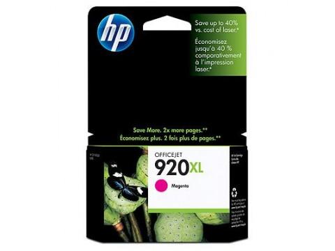 HP 920XL KIRMIZI KARTUŞ - Hp Officejet 7000N / 7500A / 6500 / 6000 Kartuş - HP CD973A Kartuş