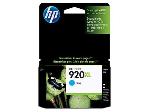 HP 920XL MAVİ KARTUŞ - Hp Officejet 7000N / 7500A / 6500 / 6000 Kartuş - HP CD972A Kartuş